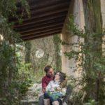 Fotografias de PrebodaPreboda Parque El Capricho