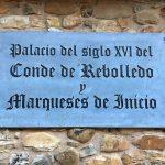fotografias de la Posada Rural Palacio del Conde de Rebolledo