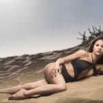 Book de fotos en la playa